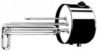 FCR 21/120 Фланец с нагревательным ТЭНом