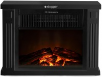 Электрический камин Slogger Heat Flame Black SL-480-B