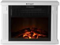 Электрический камин Slogger Heat Flame White SL-480-W