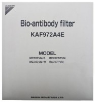 Биофильтр Daikin Antibody KAF972A4E для очистителя Daikin MC707VM